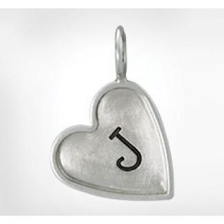 Heart Original Frame Charm