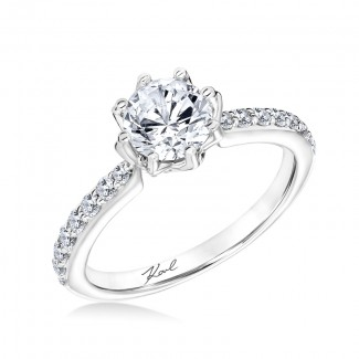 Collection Three Engagement Ring 31-KA152ERP