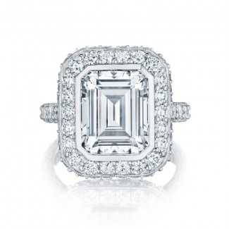 Tacori RoyalT Collection RoyalT Starlit Ring HT2614EC11X9