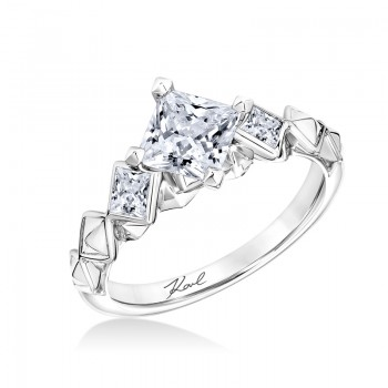 Collection One Engagement Ring 31-KA132GCP