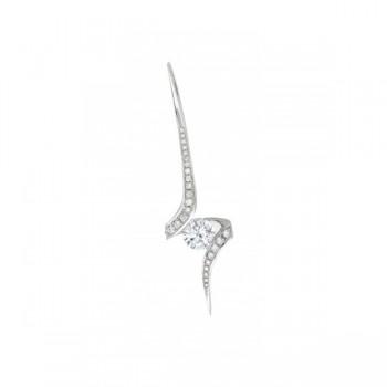 Gelin Abaci 14k White Gold Diamond Pendant TN-056