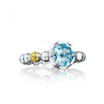 Tacori Sonoma Skies Beaded Bezel Ring