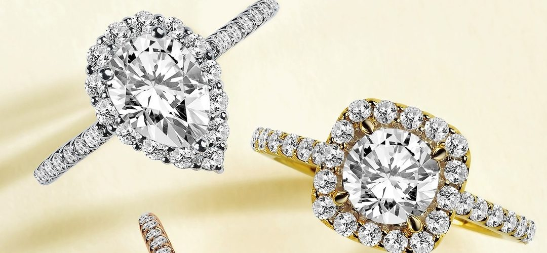 To Halo or Not to Halo: What is a Halo Engagement Ring?