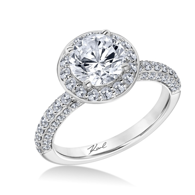 Collection Two Engagement Ring 31-KA122GRP