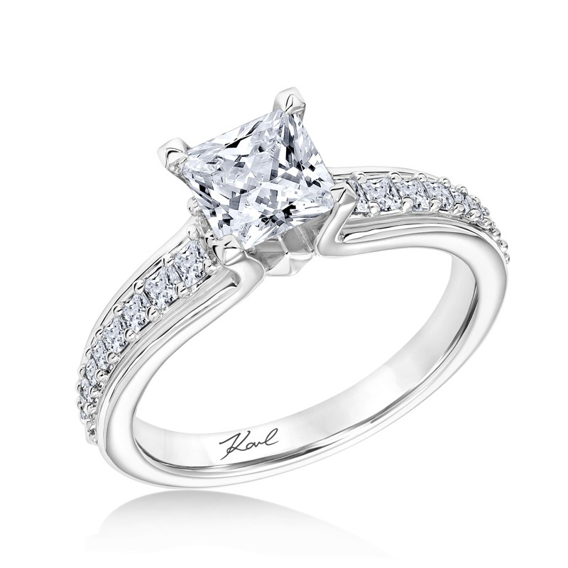 Collection One Engagement Ring 31-KA135GCP