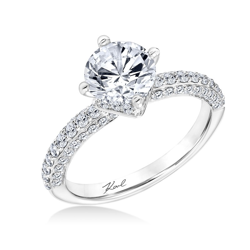 Collection Two Engagement Ring 31-KA153GRP