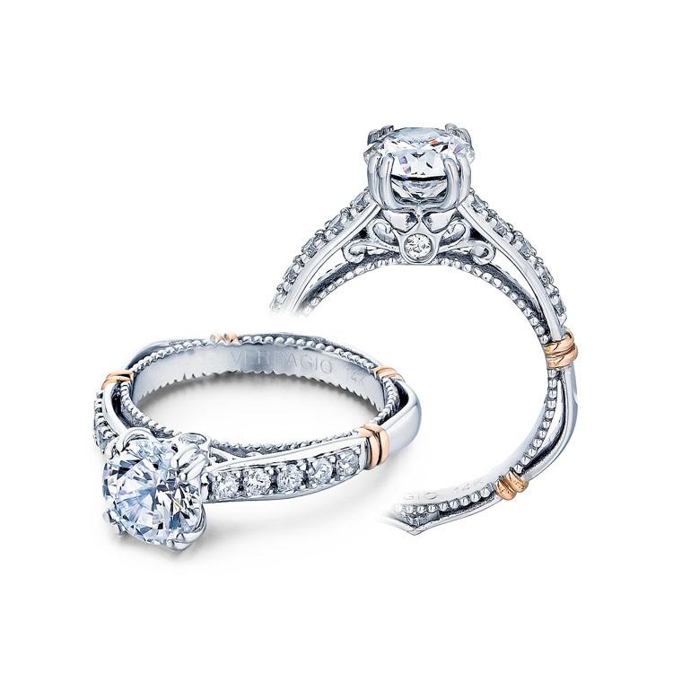 Verragio D-101LW Wedding Ring