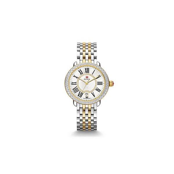 Serein 16 Two-Tone Diamond, Diamond Dial Watch