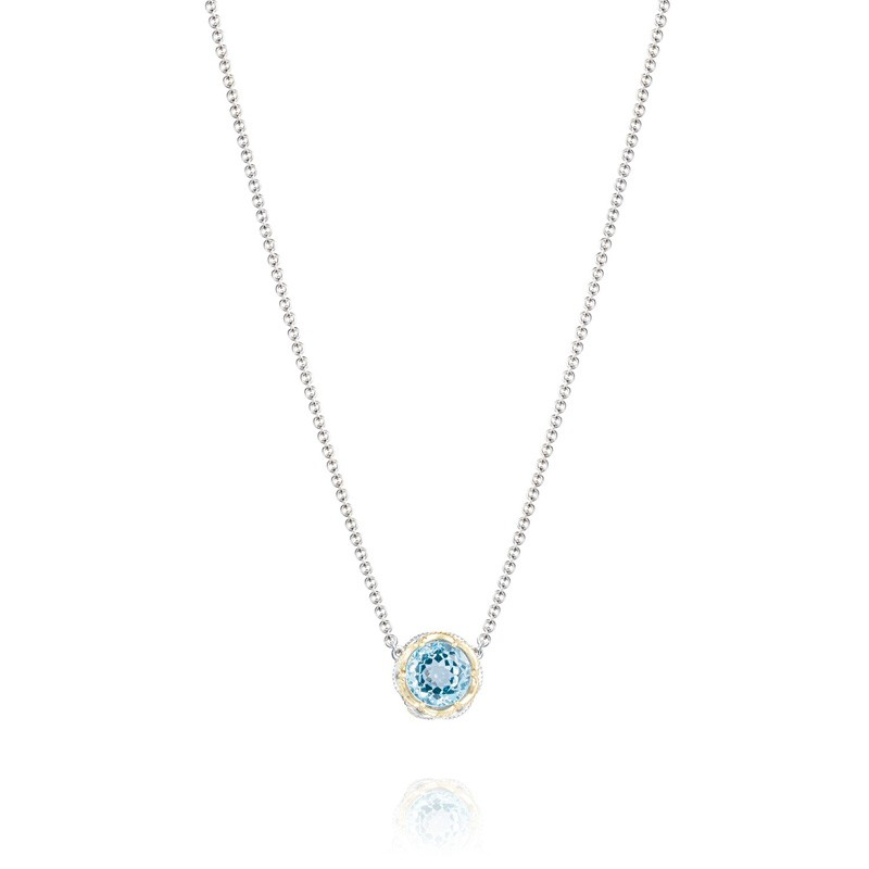 Tacori Island Rains Station Necklace