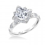 Collection Three Engagement Ring 31-KA106HCP