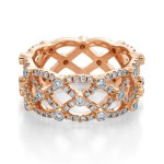 Verragio Eterna Collection Diamond Eternity Band WED-4022