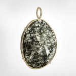 Black Rutilated Quartz Harriet Stone