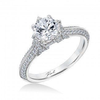 Collection Three Engagement Ring 31-KA108ERP