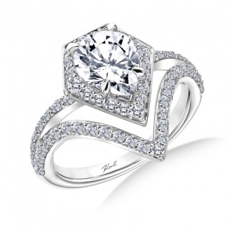 Collection Two Engagement Ring 31-KA115GPW