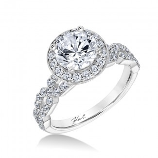 Collection Two Engagement Ring 31-KA118GRW