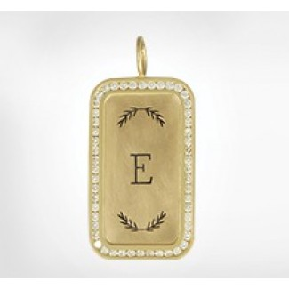 Channel Set ID Tag Charm