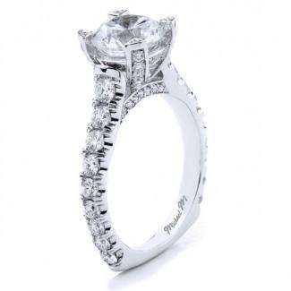 MICHAEL M  Engagement Ring R655