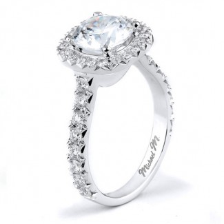 MICHAEL M  Engagement Ring R615