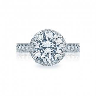 Tacori RoyalT Collection Solitaire Ring HT2609RD10