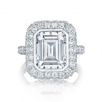 Tacori RoyalT Collection RoyalT Starlit Ring HT2614EC11X9