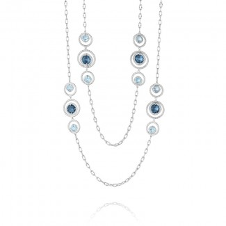Tacori Island Rains Blooming Bursts Necklace