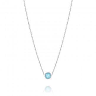 Tacori Island Rains Floating Bezel Necklace