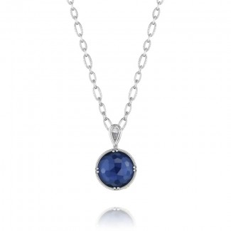 Tacori City Lights Round Gem Pendant