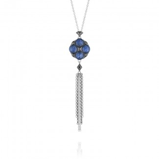 Tacori City Lights Gem Chain Pendant Necklace