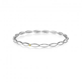 Tacori Crescent Eternity Bracelet featuring Diamonds