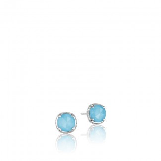 Simply Gem Stud featuring Neo-Turquoise