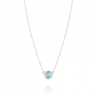 Tacori Sonoma Skies Station Link Necklace