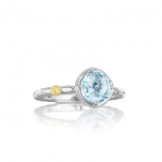 Tacori Island Rains Simply Gem Solitaire Ring
