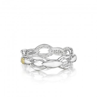 Tacori The Ivy Lane Silver Links Ring