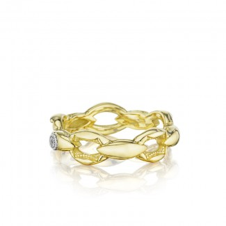 Tacori The Ivy Lane Gold Links Ring