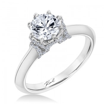 Collection Three Engagement Ring 31-KA100ERP