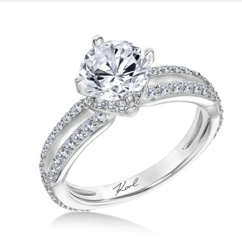 Collection Two Engagement Ring 31-KA121GRP