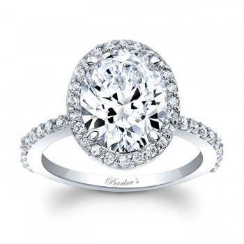 Oval Engagement Ring