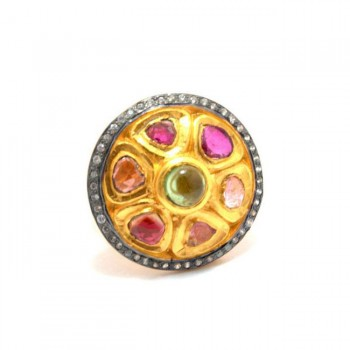 Moroccan Nights Ring