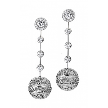 MICHAEL M White Gold,Rose Gold,Yellow Gold,Platinum Earring MM840