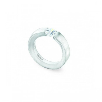 Gelin Abaci 14k Yellow Gold Diamond Engagement Ring TR-114