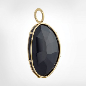 Black Spinel Harriet Stone