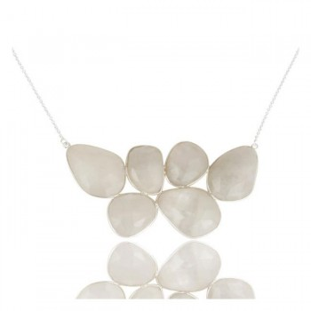 Riviera Necklace In Reclaimed Sterling Silver