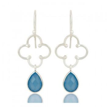 Serendipity Earrings In Reclaimed Sterling Silver