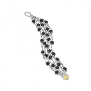 Tacori Black Lightning Cascading Gem Bracelet