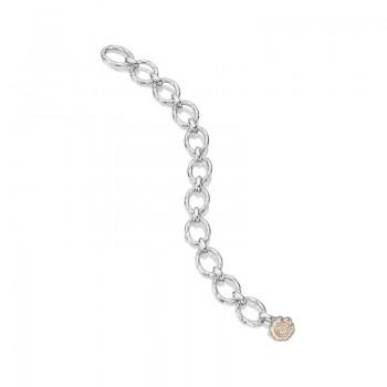 Tacori Blushing Rose Link Bracelet
