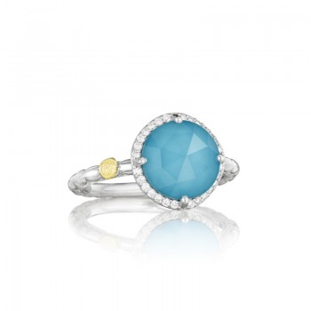Tacori Island Rains Pave Budding Brilliance Ring
