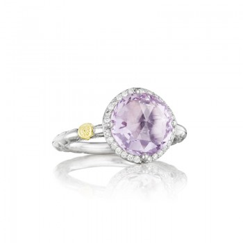 Tacori Lilac Blossoms Pave Budding Brilliance Ring