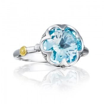 Tacori Sonoma Skies Crescent Bezel Ring